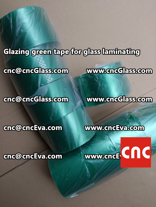 Oven tape for glass glazing (2)
