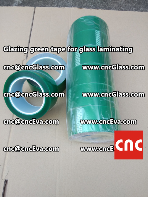 Oven tape for glass glazing (3)