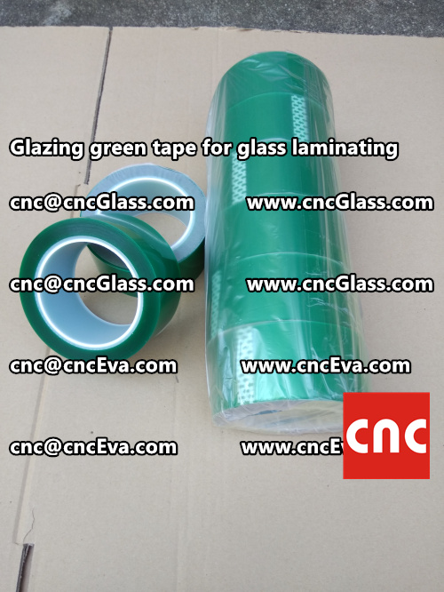 Oven tape for glass glazing (4)