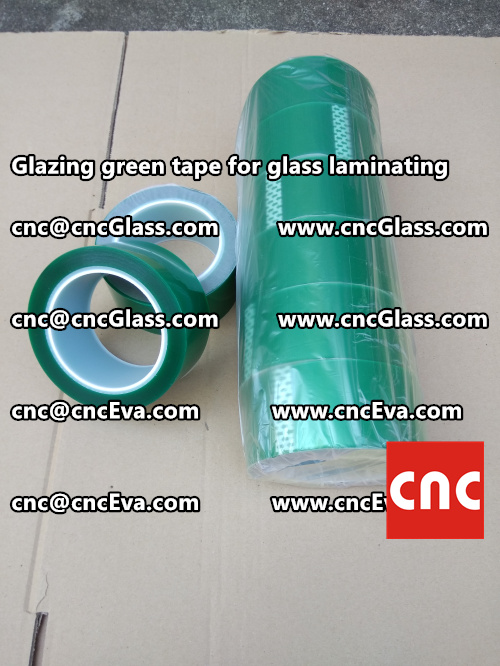 Oven tape for glass glazing (5)