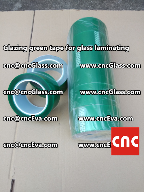 Oven tape for glass glazing (6)