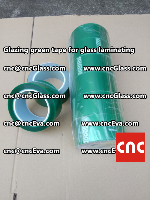 Oven tape for glass glazing (7)